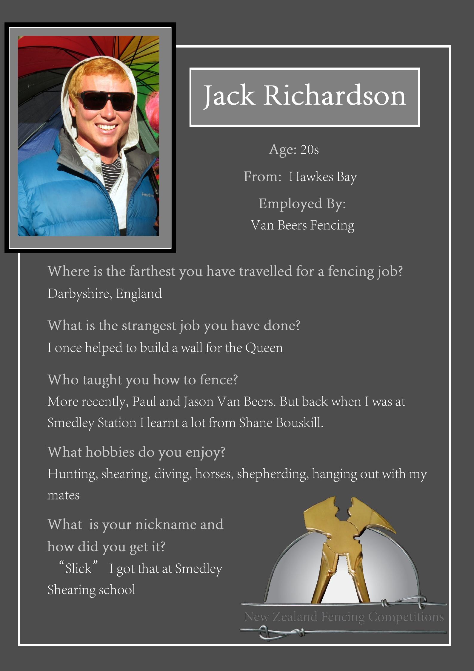 Jack Richardson