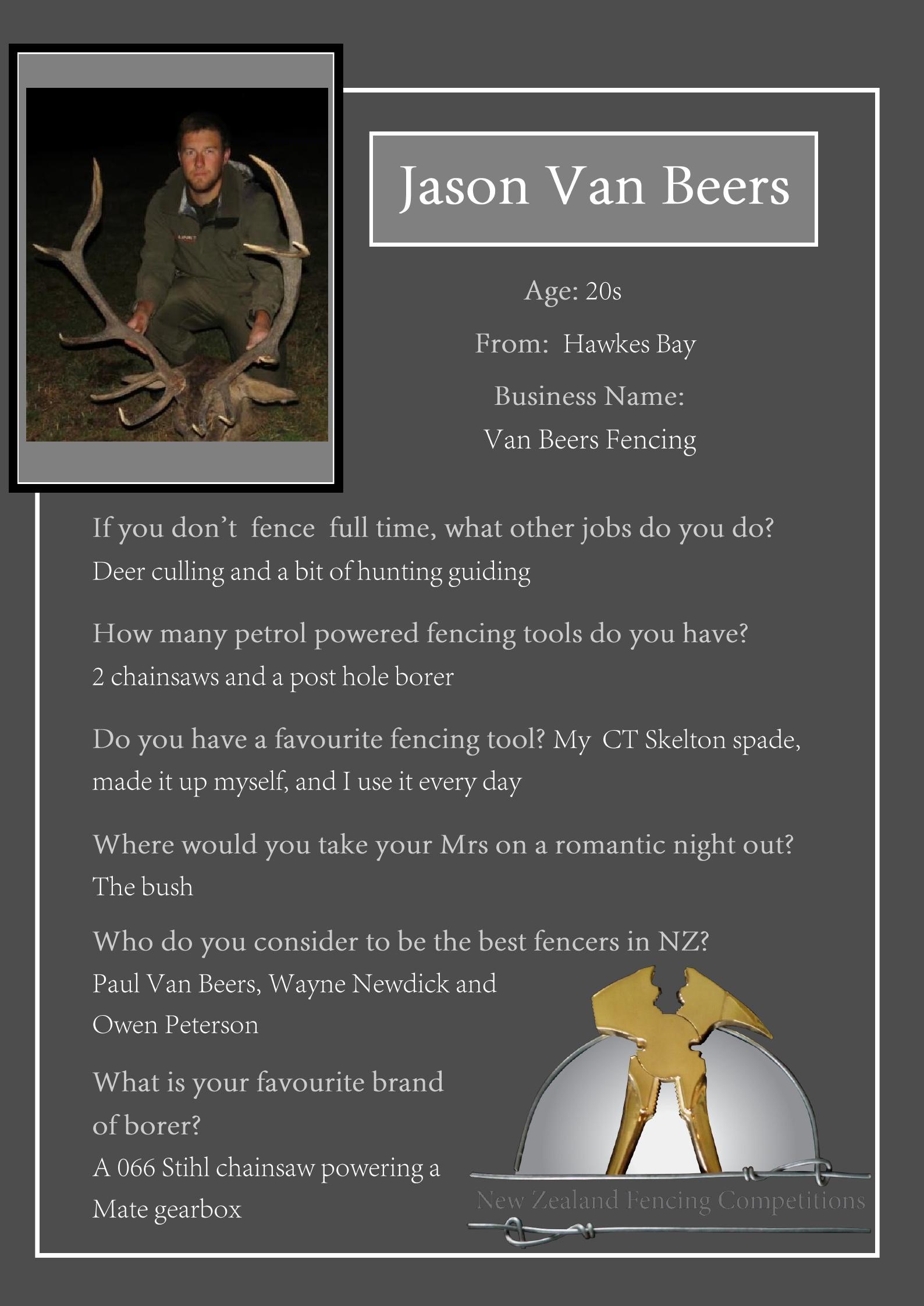 Jason Van Beers