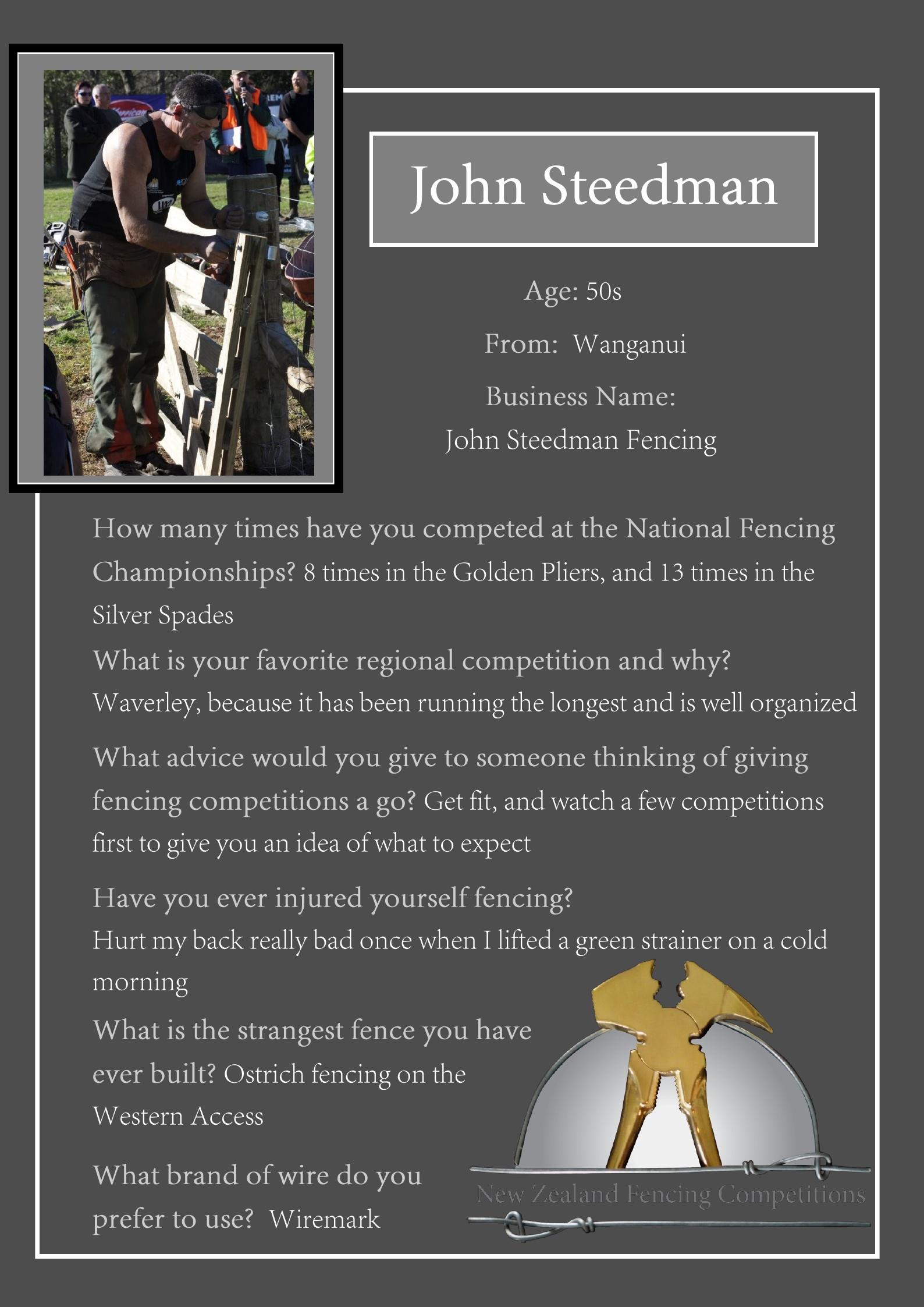 John Steedman