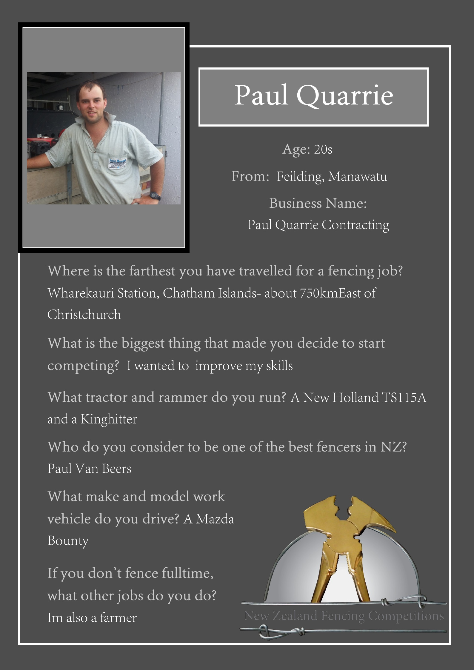 Paul Quarrie