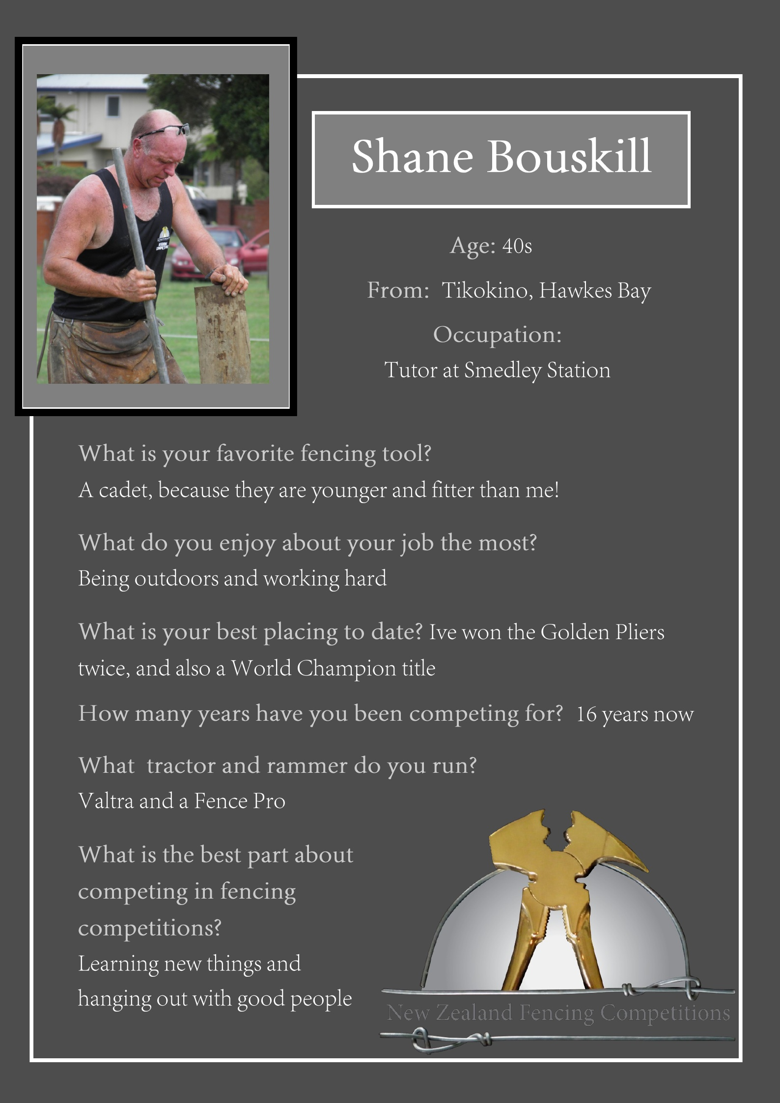 Shane Bouskill