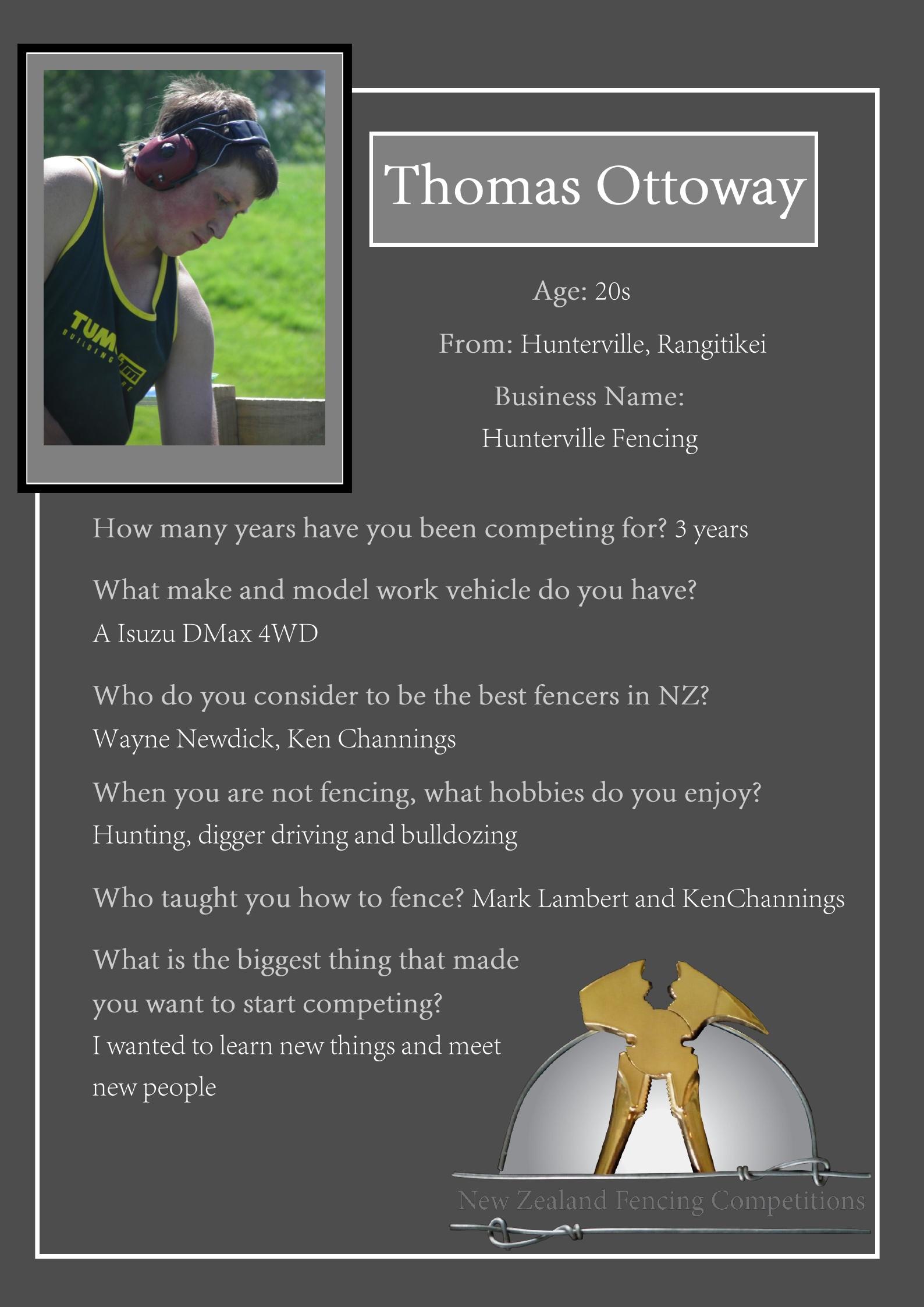 Thomas Ottoway